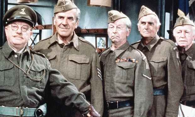 DAD'S ARMY drama coming to BBC2 | The Writers' Company