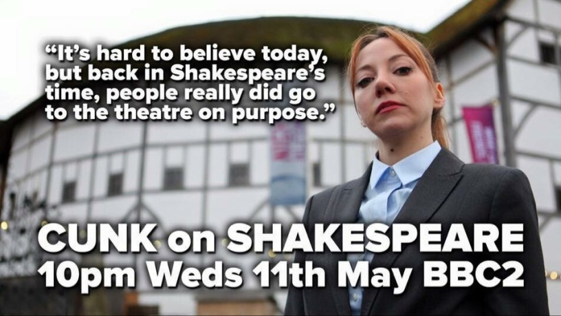 cunk shakespeare